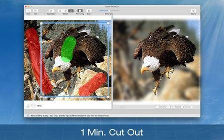Super PhotoCut 2.1.0 Mac OS X
