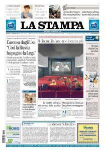 La Stampa Imperia e Sanremo - 11 Gennaio 2018