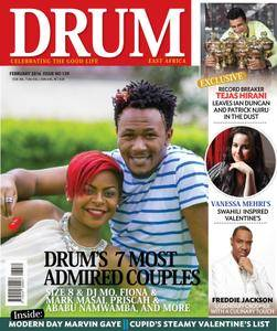 Drum East Africa - February 2016