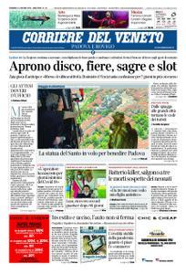 Corriere del Veneto Padova e Rovigo – 14 giugno 2020