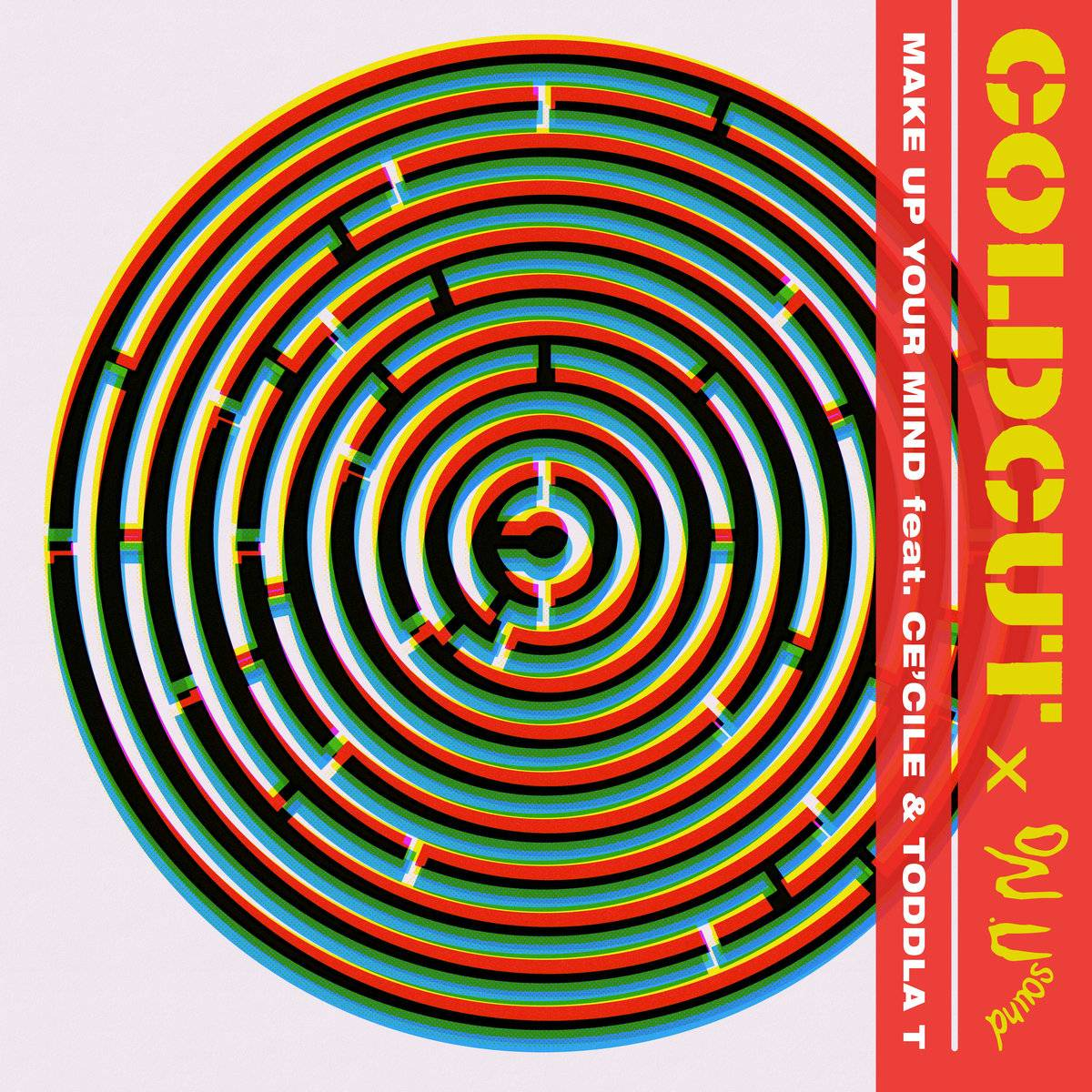 Coldcut - Make Up Your Mind (2018)