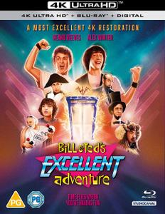 Bill & Ted's Excellent Adventure (1989) [4K, Ultra HD]
