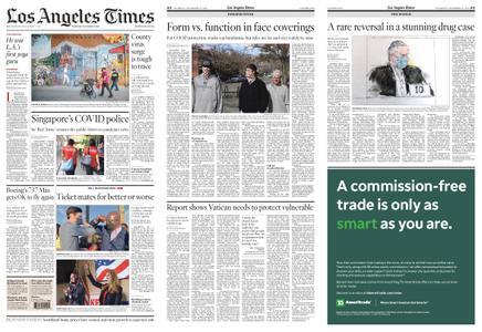 Los Angeles Times – November 19, 2020