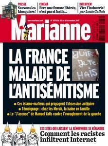 Marianne - 10 novembre 2017