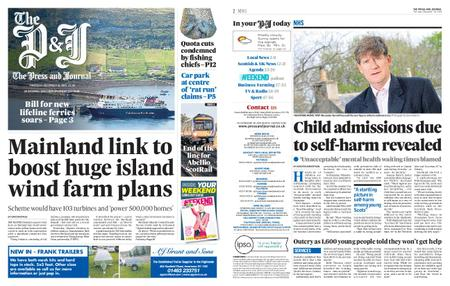 The Press and Journal Moray – December 19, 2019