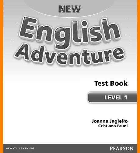 ENGLISH COURSE • New English Adventure • Level 1 • TESTS