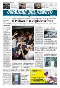Corriere del Veneto Padova e Rovigo - 24 Aprile 2018