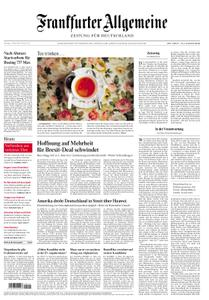 Frankfurter Allgemeine Zeitung F.A.Z. - 12. März 2019
