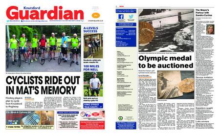 Knutsford Guardian – August 22, 2019