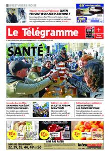 Le Télégramme Brest Abers Iroise – 20 mai 2021