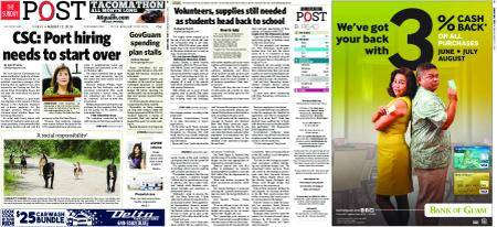 The Guam Daily Post – August 12, 2018