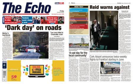 Evening Echo – February 26, 2021