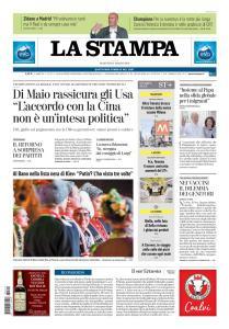 La Stampa Torino Provincia e Canavese - 12 Marzo 2019