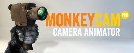 Aescripts MonkeyCam Pro Plug-in for After Effects