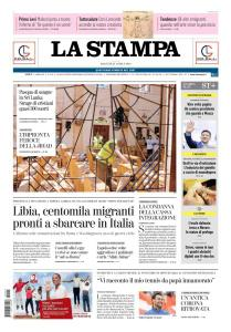 La Stampa Torino Provincia e Canavese - 23 Aprile 2019