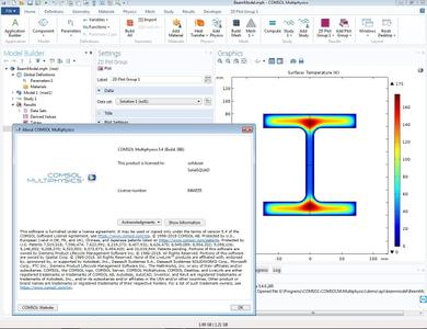 Comsol Multiphysics 5.4 Update 4
