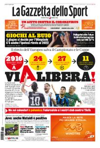 La Gazzetta dello Sport Bergamo – 18 marzo 2020