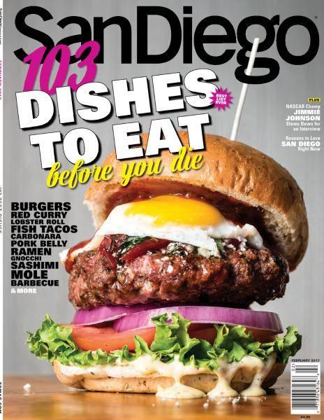 San Diego Magazine - February 2017