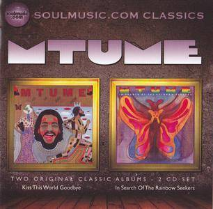 Mtume - In Search Of The Rainbow Seekers (1980) {Epic}