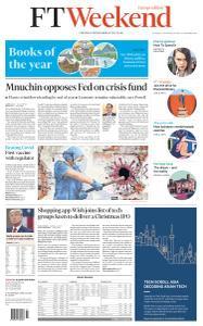 Financial Times Europe - November 21, 2020