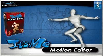 It'sMe Motion Editor 1.0
