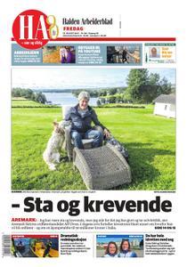 Halden Arbeiderblad – 23. august 2019
