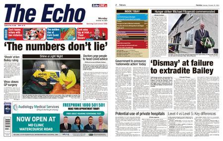 Evening Echo – October 19, 2020