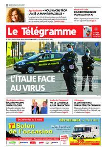 Le Télégramme Guingamp – 25 février 2020
