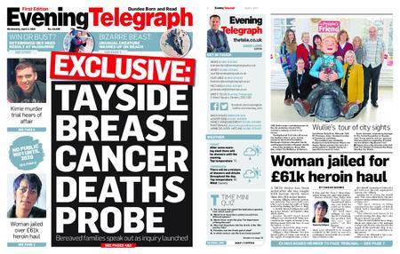 Evening Telegraph First Edition – April 03, 2019