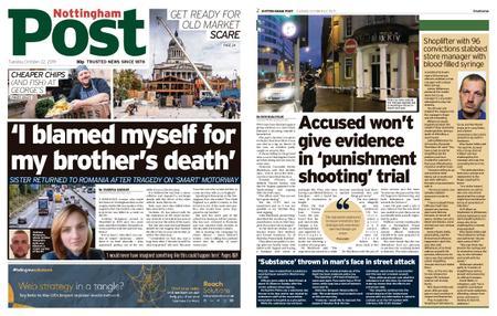Nottingham Post – October 22, 2019