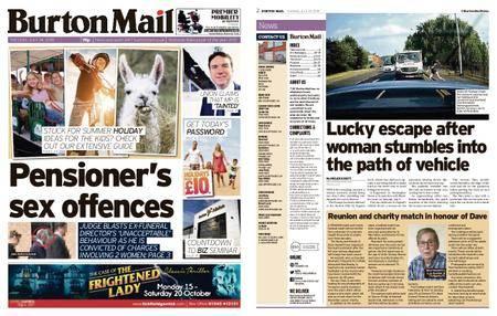 Burton Mail – July 24, 2018