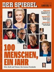 Der Spiegel - 24 Dezember 2020