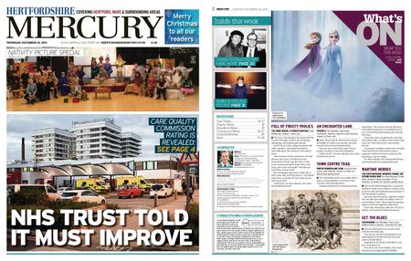 Hertfordshire Mercury – December 26, 2019