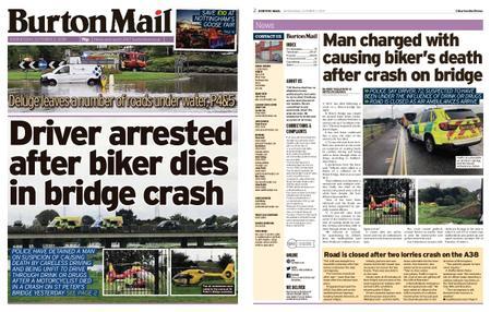 Burton Mail – October 02, 2019