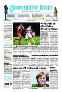 Oberhessische Presse Marburg/Ostkreis - 14. März 2018