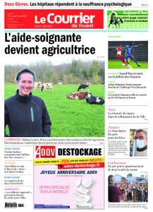 Le Courrier de l'Ouest Deux-Sèvres – 23 novembre 2020
