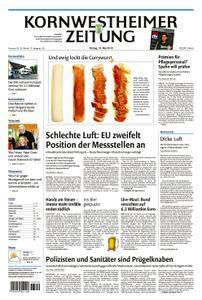 Kornwestheimer Zeitung - 18. Mai 2018