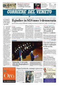 Corriere del Veneto Padova e Rovigo - 21 Febbraio 2018