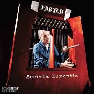 Partch - Music of Harry Partch, Vol. 3: Sonata Dementia (2019)