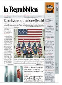 la Repubblica - 5 Dicembre 2017
