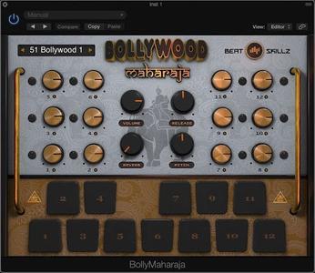 BeatSkillz Bollywood Maharaja v1.2 WiN