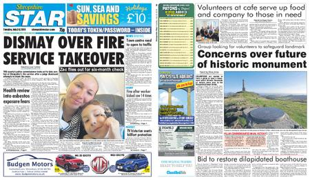 Shropshire Star Shrewsbury Edition – July 30, 2019