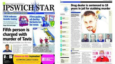 Ipswich Star – August 29, 2018