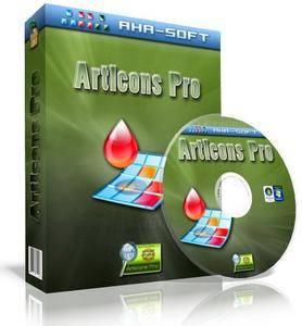 Aha-Soft ArtIcons Pro 5.52 Multilingual + Portable