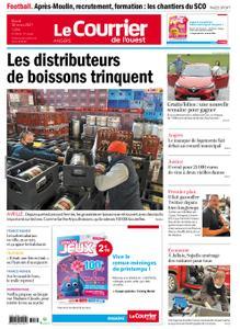 Le Courrier de l'Ouest Angers – 30 mars 2021