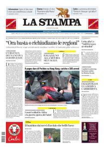 La Stampa Imperia e Sanremo - 25 Maggio 2020