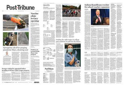 Post-Tribune – March 30, 2021