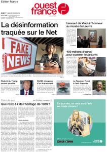 Ouest-France Édition France – 24 octobre 2019