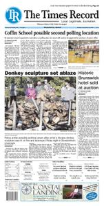 Times Record – September 21, 2020