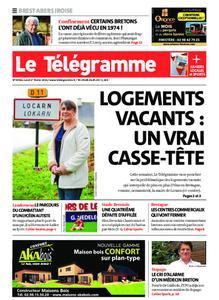 Le Télégramme Brest Abers Iroise – 01 février 2021
